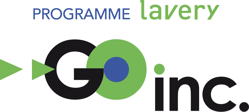 Logo Programme Lavery GO inc.